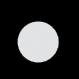 MOSSCHILDERIJ ROND 100 cm Ø
