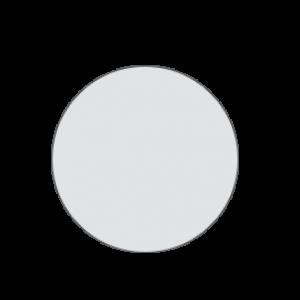 MOSSCHILDERIJ ROND 120 cm Ø