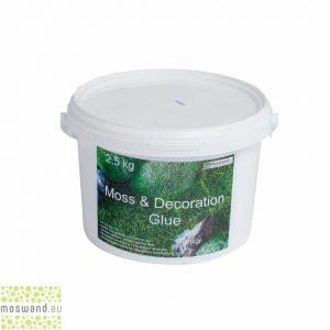 Mos en Decoratie lijm 2,5 kg