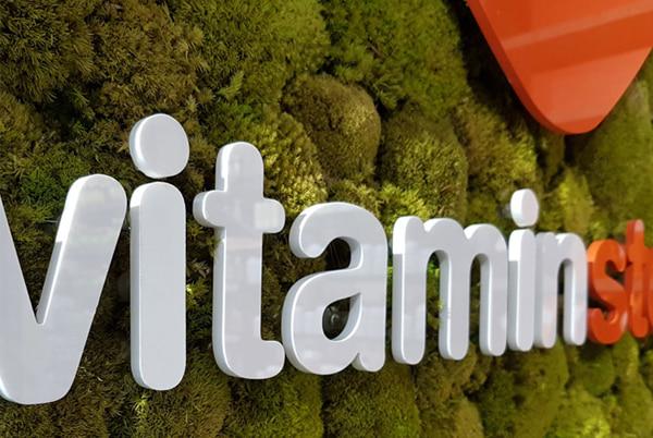 Referentie moswand Vitamin