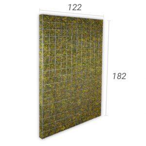 Moskorf 122×182 cm (bxh)