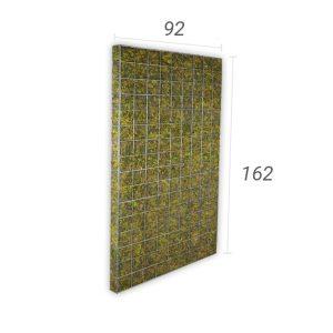 Moskorf 92×162 cm (bxh)
