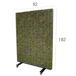 Mobiele moskorf 92×182 cm (bxh)