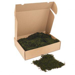 Kleine doos Platmos'MossGreen'